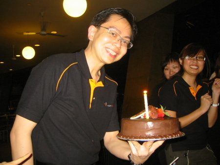 Stuart Tan birthday