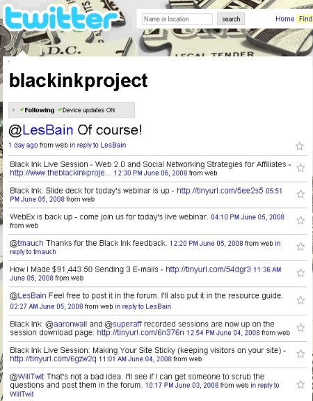 blackinkproject