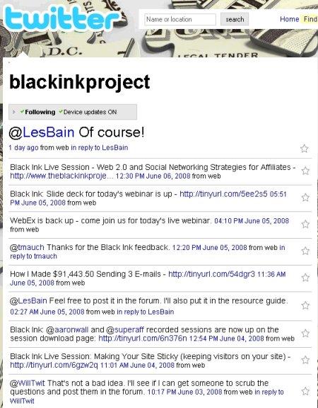 blackinkproject