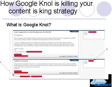 google knol 1