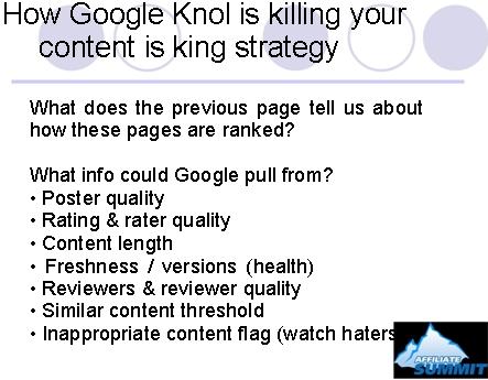 google knol 3