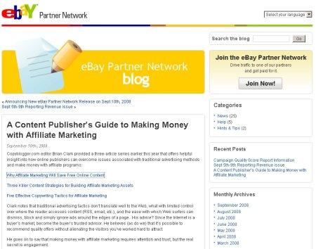 ebay blog