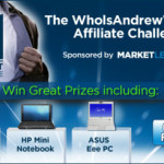 WhoIsAndrewWee.com Affiliate Challenge End of Phase 1 Update